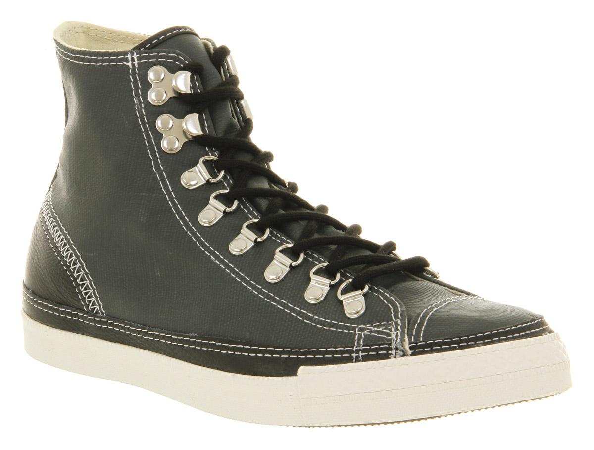 bde7b6cfa0ed Converse All Star Hiker Charcoalblack in Black for Men - Lyst