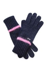 Juicy Couture Merino Gloves - Lyst