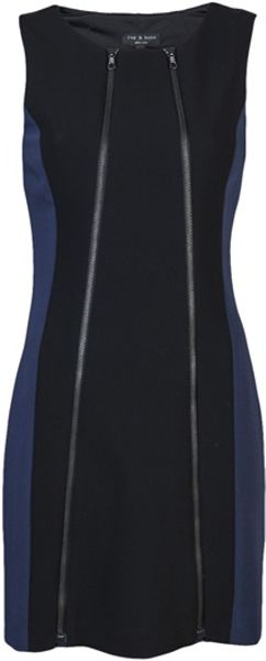 Rag & Bone Fencing Dress - Lyst