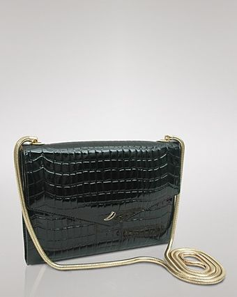 Tusk Clutch Antique Croco Large Portable Pocket - Lyst