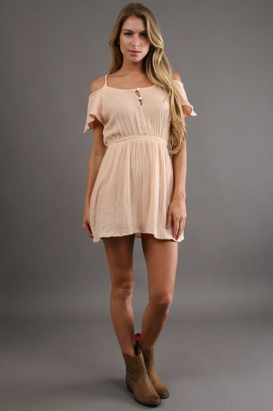 Jen's Pirate Booty Happy Times Mini Dress in Summer Quartz in Pink - Lyst