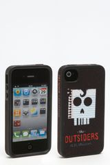 Out Of Print The Outsiders Iphone 4 4s Case - Lyst