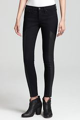 Rag & Bone Leggings Grand Prix Motocross Panelled Leggiings in Midnight - Lyst