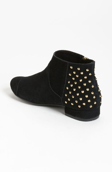 Topshop Millicent Boot in Black - Lyst