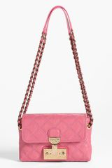 Marc Jacobs Baroque Single Leather Shoulder Bag - Lyst