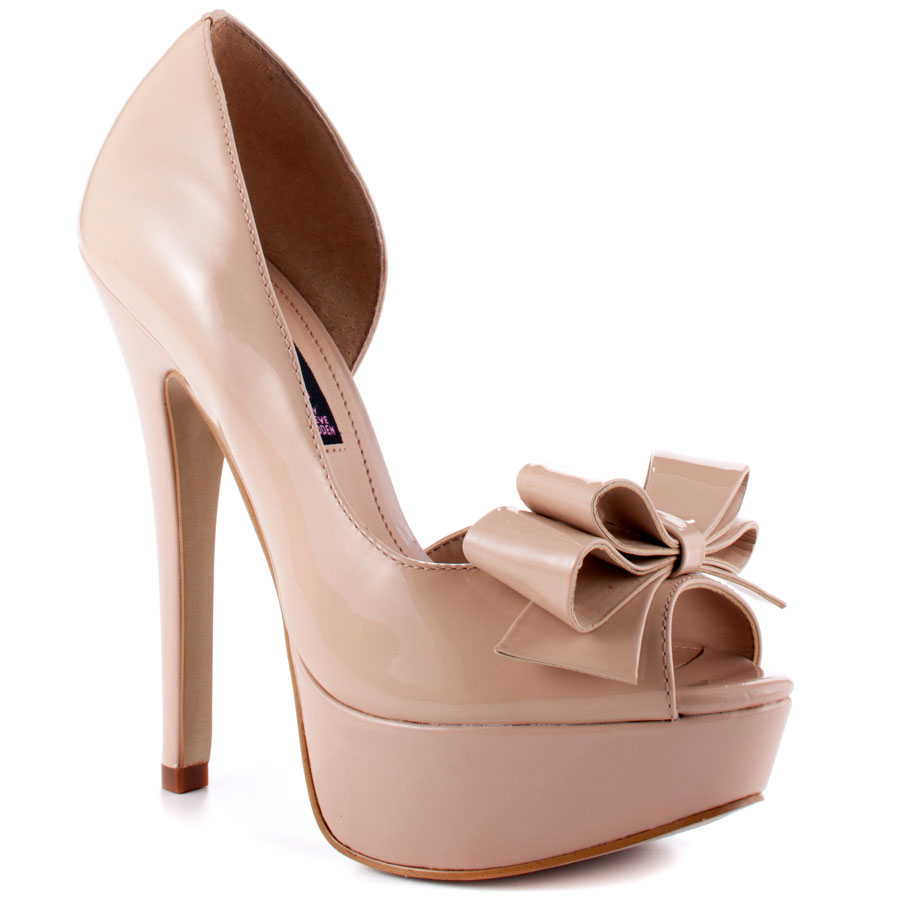 High Heels Nude Colour