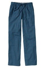 Gap Checkered Pj Bottoms - Lyst