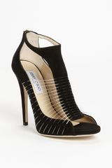 Jimmy Choo Taste Sandal in Black (end of color list black) - Lyst