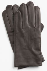 John W. Nordstrom® Leather Gloves - Lyst