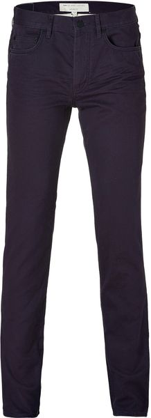Marc By Marc Jacobs Violet Super Soft Denim Pants - Lyst
