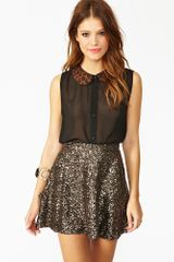 Nasty Gal Wild Child Blouse