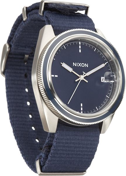 Nixon The Rover Ii in Blue for Men (steel) - Lyst