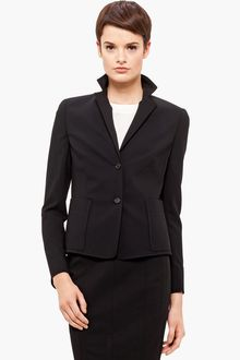 Akris Punto Two Button Wool Jacket - Lyst