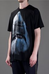 Givenchy Printed TShirt in Black for Men - Lyst
