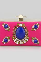 Jason Wu Karlie Box Clutch Bag - Lyst