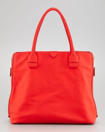 Marc Jacobs The Sheila Tote Bag Red - Lyst