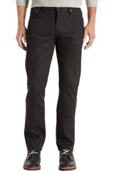 Raleigh Denim Jones Black Coated - Lyst