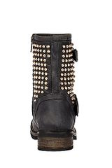 Steve Madden Monicaa in Black (black gold) - Lyst