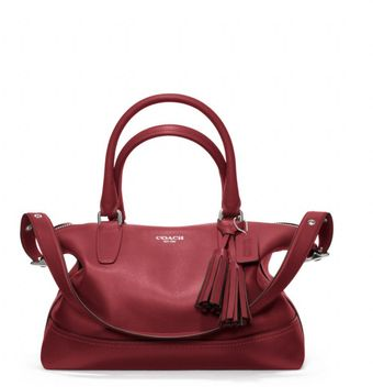 Coach Legacy Leather Molly Satchel - Lyst