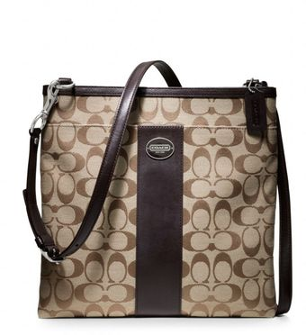 Coach Legacy Signature Large Swingpack - Lyst