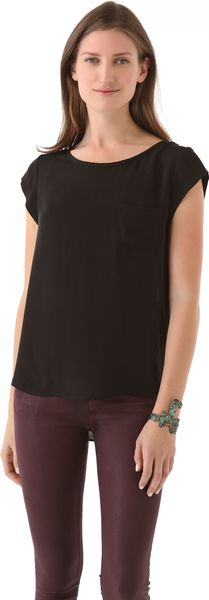 Joie Rancher Silk Top - Lyst
