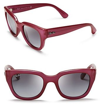 Ray-Ban Cat Eye Wayfarer Sunglasses - Lyst