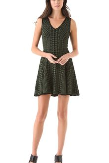 Torn By Ronny Kobo Samantha Dress with Stars - Lyst