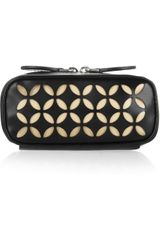 Alaïa Lasercut Leather Cosmetic Case - Lyst