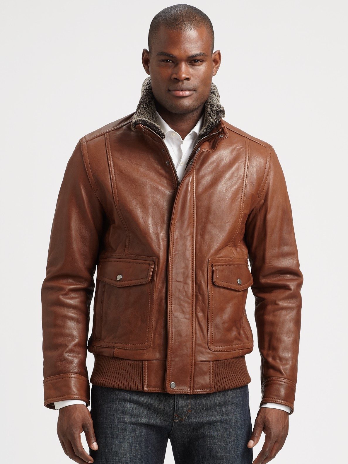 Overstock uses cookies to ensure you get the best experience on our site. If you continue on our site, you consent to the use of such cookies. Learn more. OK Jackets. Clothing & Shoes / Men's Mason & Cooper Men's Red Leather Bomber Jacket. 15 Reviews. SALE. Quick View. Sale $