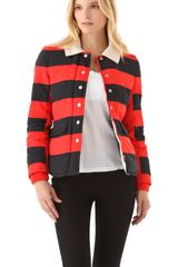 Marc By Marc Jacobs Powell Puffer Jacket - Lyst