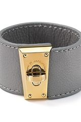 Marc By Marc Jacobs Intergalocktic Leather Bracelet - Lyst
