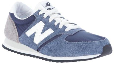 Get Mens New Balance 420 - Shoes New Balance 420 Sneaker Blue