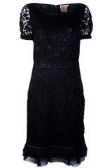 Tory Burch Lace Dress - Lyst
