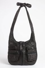 Alexander Wang Donna Leather Hobo - Lyst