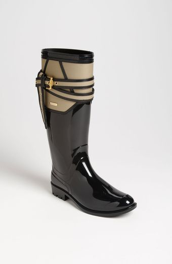 Burberry Willesden Rain Boot - Lyst