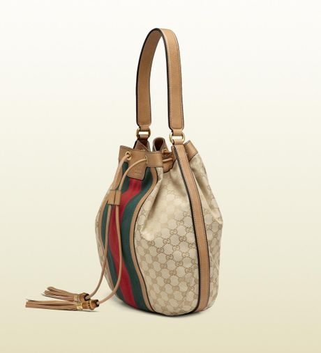 Gucci Rania Drawstring Shoulder Bag 41