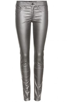 Rag & Bone Coated Jean Leggings - Lyst