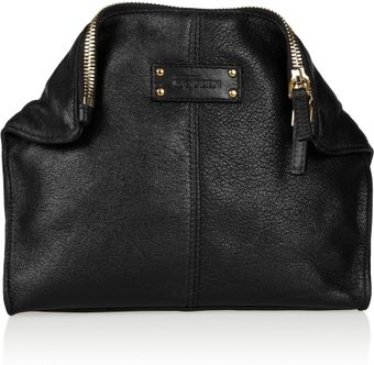 Alexander McQueen De Manta Textured Leather Cosmetics Case - Lyst