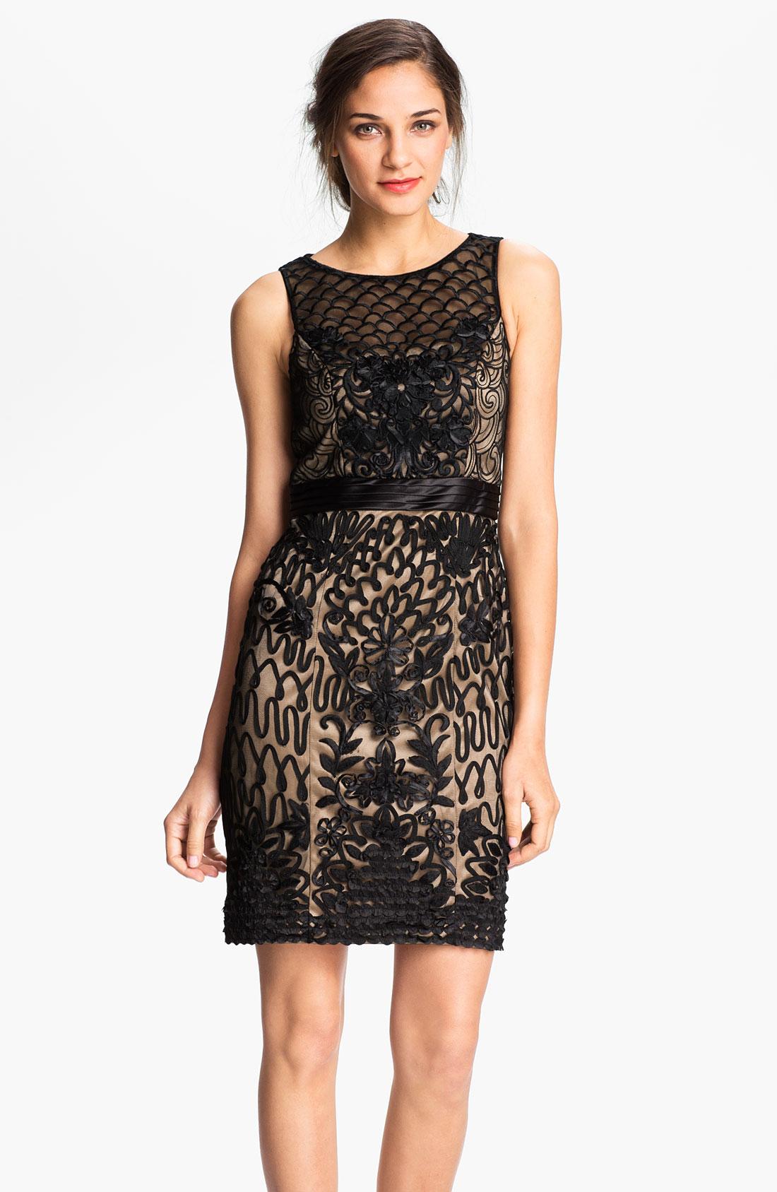Sue Wong Black Cocktail Dresses  Dress images