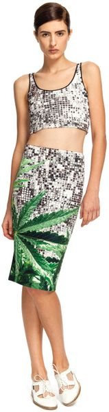 Clover Canyon How High Skirt - Lyst