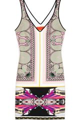 Clover Canyon Candy Cars Dress in Multicolor (pink multi) - Lyst