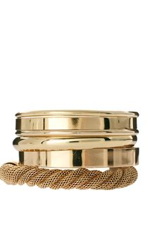 River Island Mixed Bangle Pack - Lyst