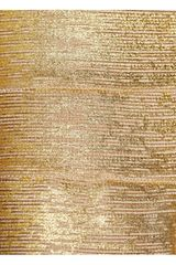 Hervé Léger Metalliccoated Bandage Flared Skirt in Gold (champagne) - Lyst