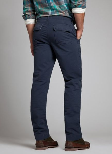 Bonobos Ninja Pants In Blue For Men Navy Lyst