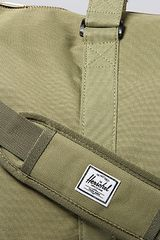 Herschel Supply Co. The Novel Duffle Bag in Olive Drab in Green for Men (olive) - Lyst