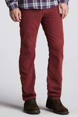 7 For All Mankind Slimmy Corduroy Pants - Lyst
