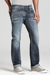 Diesel  Safado Slim Straight Fit Jeans - Lyst