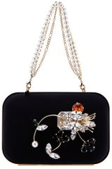 DSquared2 Embellished Clutch