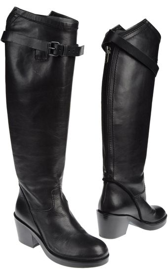 Haider Ackermann Highheeled Boots - Lyst