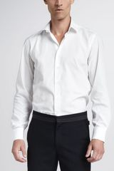 Lanvin Dress Shirt  - Lyst